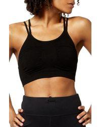 Sweaty Betty - Brahma Padded Yoga Bra - Lyst