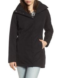 The North Face - Ancha Ii Hooded Waterproof Parka - Lyst