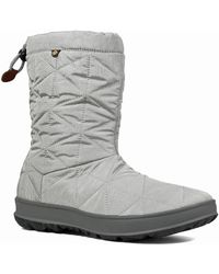 Bogs - Mid Snowday Waterproof Bootie - Lyst