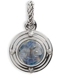 David Yurman - Amulets Moon Charm - Lyst
