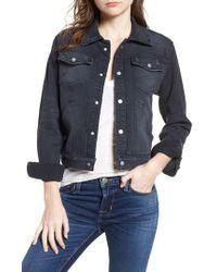 Hudson Jeans - The Ren Trucker Jacket - Lyst