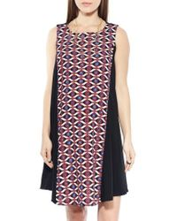 Imanimo - Geometric-Print Maternity Shift Dress - Lyst