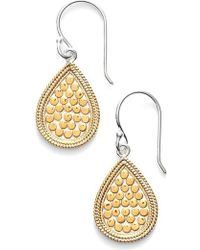 Anna Beck - 'gili' Small Teardrop Earrings - Lyst