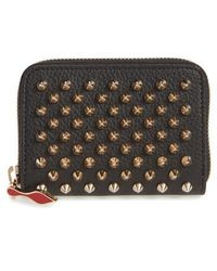Christian Louboutin - Panettone Leather Coin Purse - Lyst