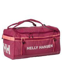 Helly Hansen - New Classic Small Duffel Bag - Purple - Lyst