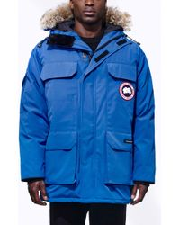 d9f083eea435 Canada Goose - Pbi Expedition Down Parka With Genuine Coyote Fur Trim - Lyst