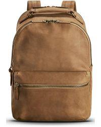 Shinola - Runwell Outrigger Backpack - Lyst