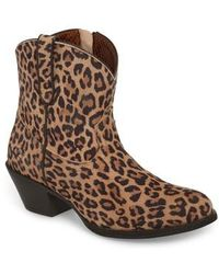 Ariat - Darlin Short Western Boot - Lyst