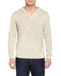 Tommy Bahama - Palmetto Hooded Pullover - Lyst