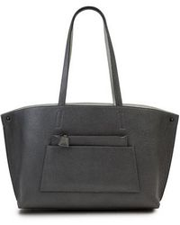 Akris - Small Ai Reversible Leather Tote - - Lyst