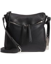 Vince Camuto | Staja Leather Crossbody Bag | Lyst