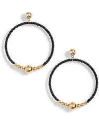 Gorjana Sayulita Hoop Drop Earrings Z2tj7