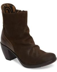 Fly London - Hota Slouch Bootie - Lyst