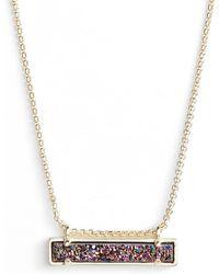 Kendra Scott - Leanor Pendant Necklace - Lyst