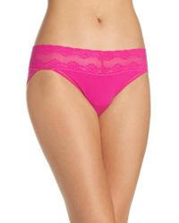 Natori | Bliss Perfection Bikini | Lyst