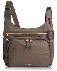 Tumi - Voyager - Siam Nylon Crossbody Bag - Lyst