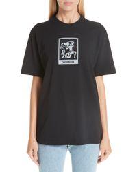 Vetements - Horoscope T-shirt - Lyst