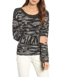Eileen Fisher - Bateau Neck Pullover - Lyst