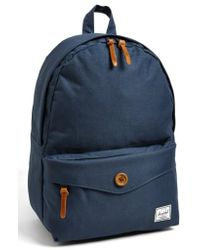 Lyst - Herschel Supply Co. Reid X-small Backpack - Save ... a6c0cfdf054c7