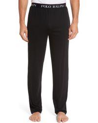 Polo Ralph Lauren - Cotton & Modal Lounge Pants - Lyst