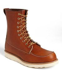 Red Wing - '877' Moc Toe Boot - Lyst