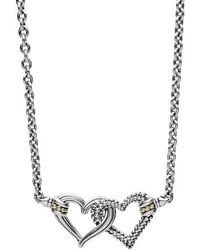 Lagos - Beloved Small Station Necklace - Lyst