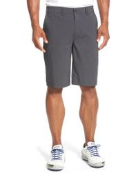 Travis Mathew - 'hefner' Stretch Golf Shorts - Lyst