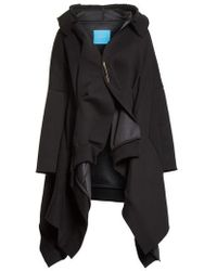 Undercover - Hooded Coat - Lyst