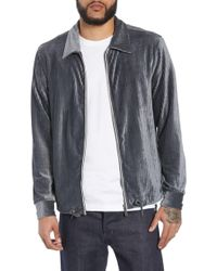 Native Youth - Ribbed Velour Jacket - Lyst