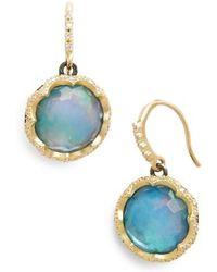 Armenta - Old World Opal Drop Earrings - Lyst
