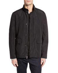 Cole Haan - Packable Jacket, Black - Lyst