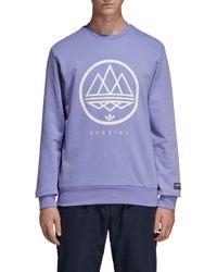 adidas Originals - Spezial Graphic Sweatshirt - Lyst