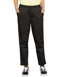 Volcom - Frochickie Travel Pants - Lyst