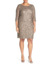 Pisarro Nights | Beaded Crepe Dress | Lyst