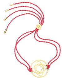 Daisy London | 'base Chakra' Cord Bracelet | Lyst