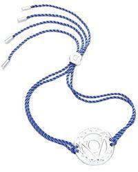 Daisy London - 'throat Chakra' Cord Bracelet - Lyst