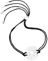 Daisy London - 'crown Chakra' Cord Bracelet - Lyst