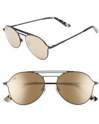 Web - 56mm Aviator Sunglasses - Lyst