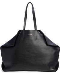 Alexander McQueen - Butterfly Leather Tote - - Lyst