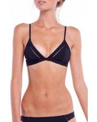 Rhythm - My Bralette Triangle Bikini Top - Lyst