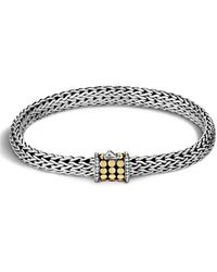 John Hardy - Dot 6.5mm Bracelet - Lyst