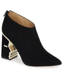 Katy Perry - The Gypsy Women's Low Boots In Black - Lyst