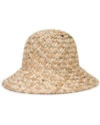 Brixton - Kennedy Straw Hat - Lyst