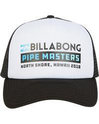 Billabong - Pipe Masters Trucker Hat - - Lyst