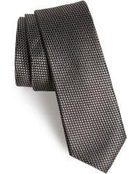 Calibrate - Yates Solid Silk Tie - Lyst