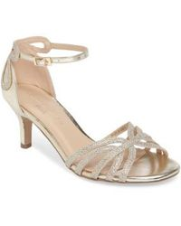 Paradox London Pink - Melby Ankle Strap Sandal - Lyst