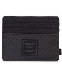 Herschel Supply Co. - Felix Aspect Perforated Card Case - Lyst