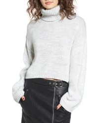 Obey - Skelter Turtleneck Sweater - Lyst