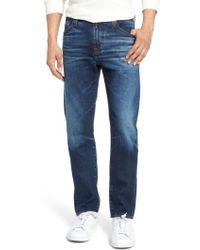 AG Jeans - Jeans Everett Slim Straight Leg Jeans - Lyst
