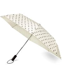 Kate Spade - Rain Drop Compact Travel Umbrella - Lyst
